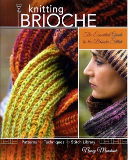 knitting review faina s knitting mode book review knitting brioche