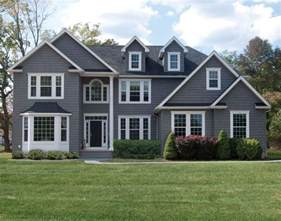 siding house grey house with white trim exterior paint colors
