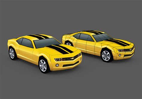 blender 3d tutorial car create a low poly camaro in blender part 1