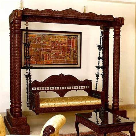 indian swing furniture 71 best indian jhoola swings images on pinterest swings