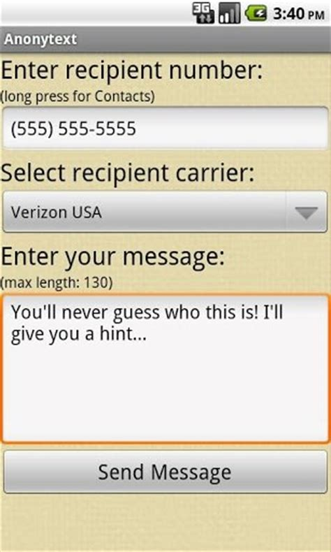 block or unblock a phone number on your lg optimus elite 4g how to sending anonymous text messages via email code help