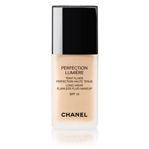 Chanel Le Blanc Whitening Spf 30 Fluid Foundation perfection lumi 200 re wear flawless fluid makeup spf 10 makeup chanel