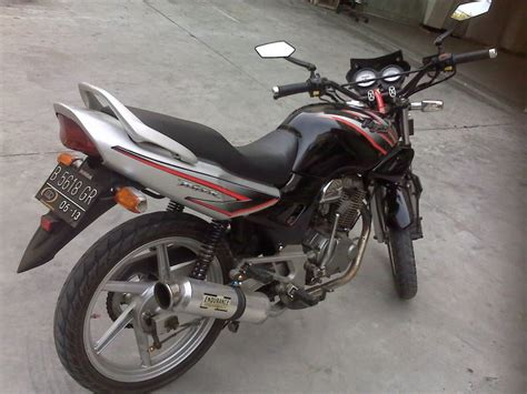 Lu Tembak Buat Touring modifikasi honda tiger 2000 touring modifikasi honda tiger