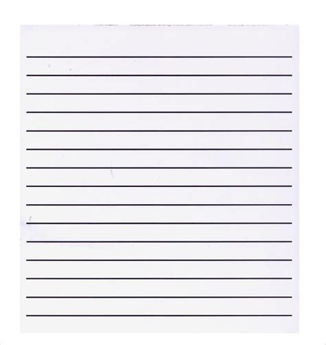 Lined Paper In Word - 16 word lined paper templates free free