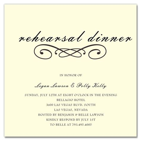 The 25 Best Ideas About Dinner Invitation Wording On Pinterest Rehearsal Dinner Invitation Rehearsal Dinner Invitation Template Word
