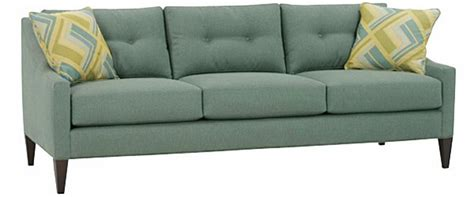 Button Couches by Upholstered Button Back Sofa With Track Arms