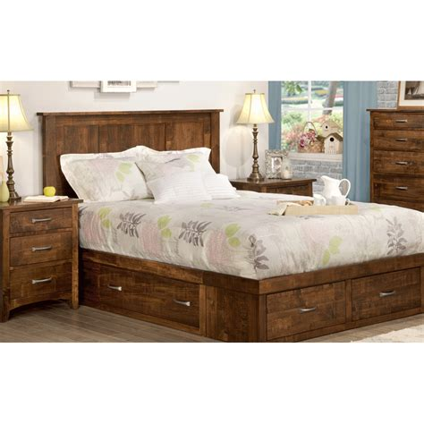 bedroom furniture made in canada glen garry stand home envy furnishings solid wood