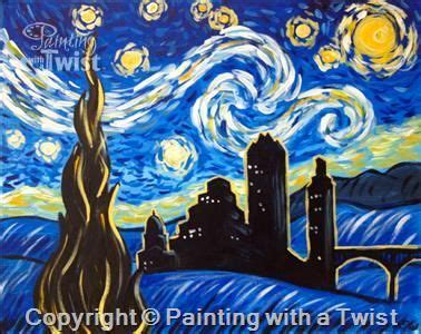 paint with a twist fort collins 17 best images about upcoming classes on trees