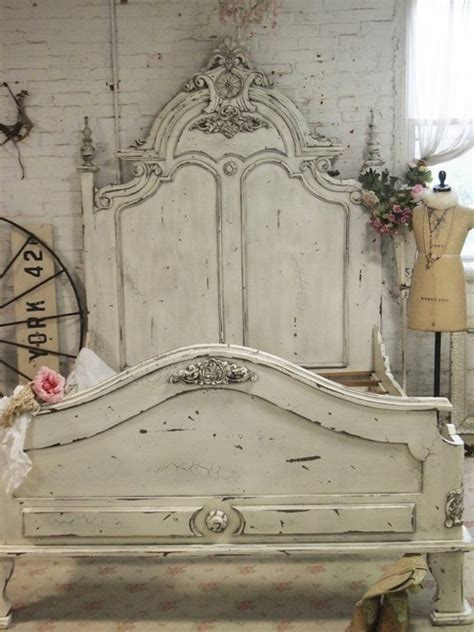 Bett Vintage Look by Shabby Shic M 246 Bel Mit Vintage Look Beispiele Und Diy Ideen
