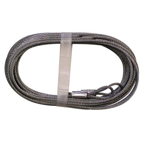 Shop Genie 96 In Garage Door Spring Cable At Lowes Com Garage Door Cables