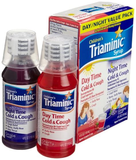 Obat Batuk Triaminic free children s cough triaminic at cvs week 12 1