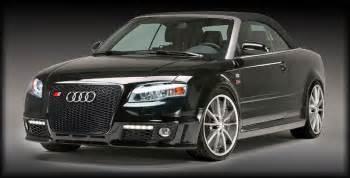 Audi S4 B7 Rs4 Kit Styling Audi A4 B7 Cabriolet Hofele