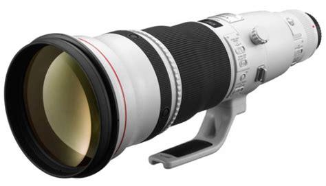 Canon Ef 500mm F 4 0l Is Ii Usm nieuwe canon objectieven en flitsers aangekondigd photofacts