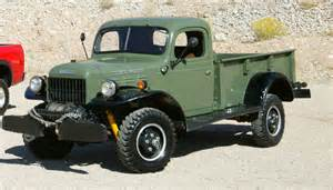 1946 dodge power wagon picture 639469 truck review