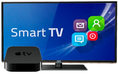 Smart Tv Apple smart tv or apple tv advanced integrated controls