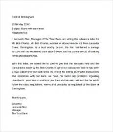 bank reference letter 5 free samples format amp examples