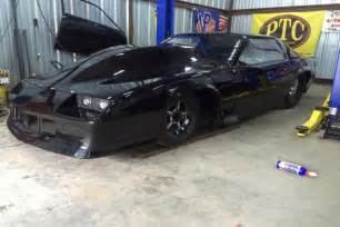 new paint kye kelley s camaro gets new paint and billet specialties