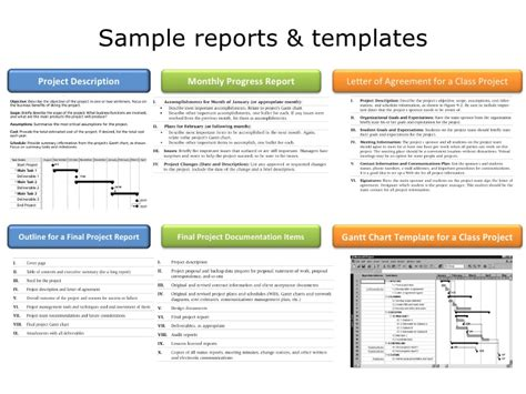 hr management report template pmp communication human resource