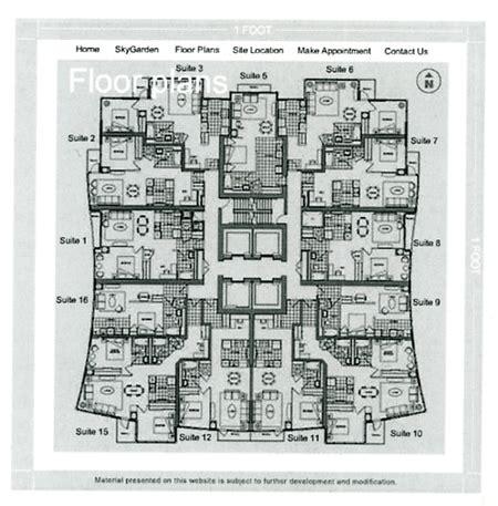 10 capreol court toronto floor plans west one cityplace west one floorplans