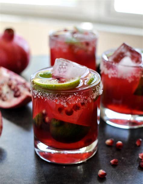pomegranate margarita pomegranate margaritas how it is
