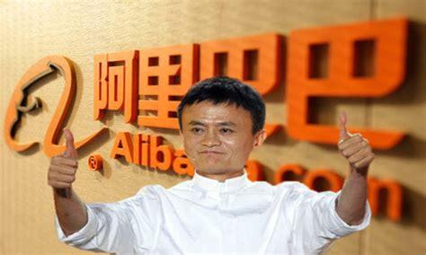biografi jack ma orang terkaya di china jack ma sosok pria tangguh pendiri alibaba com