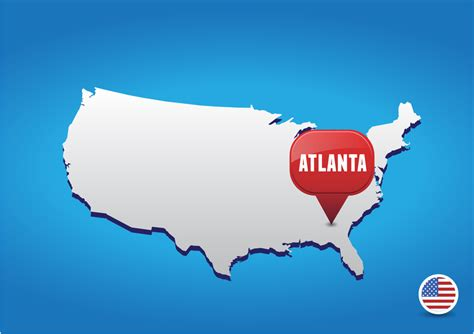 atlanta on map of usa news channel 2 187 getting your atlanta news from a reliable
