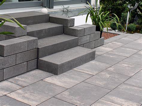 Garten Und Landschaftsbau Zement by Stufen Anthrazit Mischungsverh 228 Ltnis Zement