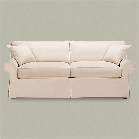 ethan allen slipcover new sofa dreamy house pinterest