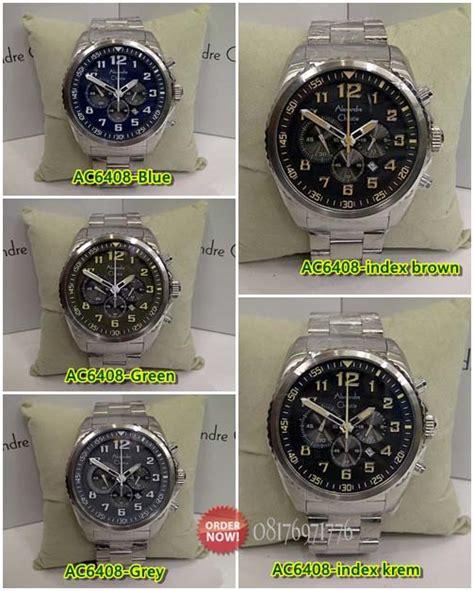 Jam Tangan Pria Alexandre Christie Original Ptt8516 Date T3 promo jam tangan alexandre christie ac6408 original