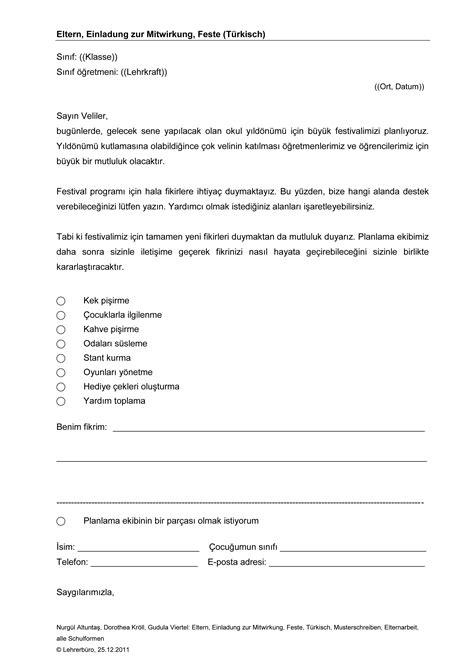 Muster Einladung Elternabend Schule Elternarbeit 183 Arbeitshilfen 183 Grundschule 183 Lehrerb 252 Ro