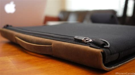 Macbook Cover For The City Slicker by Waterfield Designs Cityslicker Macbook Air Review