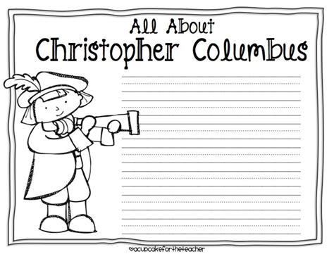 christopher columbus writing paper 17 best images about teach social studies with me on