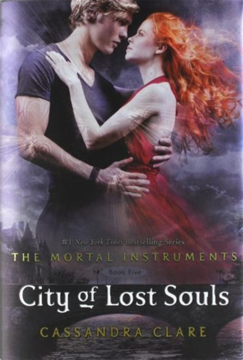 city of lost souls by clare book review