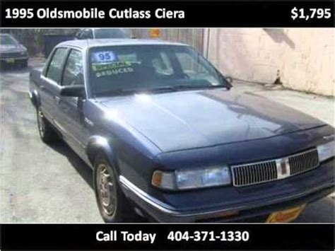security system 1995 oldsmobile ciera navigation 1995 oldsmobile cutlass ciera used cars decatur ga youtube