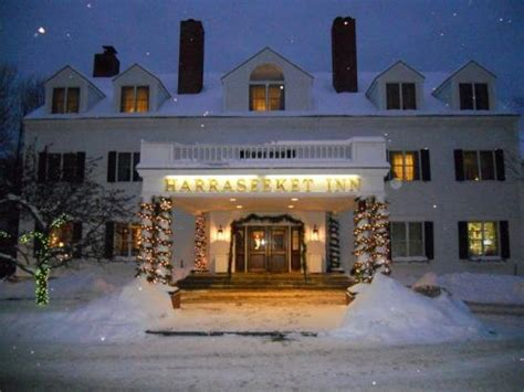 harraseeket inn maine dining room what a winter view picture of harraseeket inn freeport