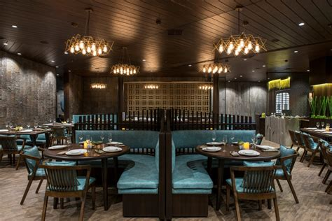 modern restaurant design vintage looking restaurant design has modern experience neovana design the architects diary