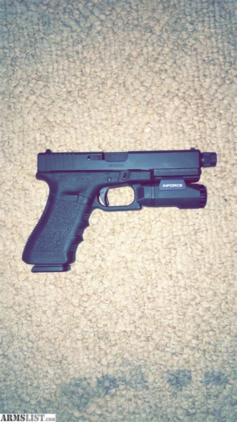 Modification Glock 17 by Modification Glock 17 Armslist For Trade Glock 17 With Mods