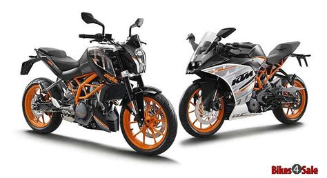 Ktm Motorcycles Indonesia Ktm Duke 250 And Rc 250 Coming To Indonesia Bikes4sale