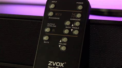 zvox soundbase 570 home theater sound system review