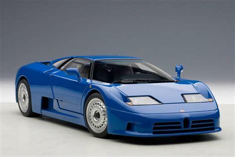 bugatti eb 110 price bugatti eb110 gt blue 1991 autoart 1 18