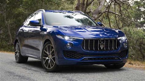 maserati levante blue 2018 maserati levante redesign performance concept and