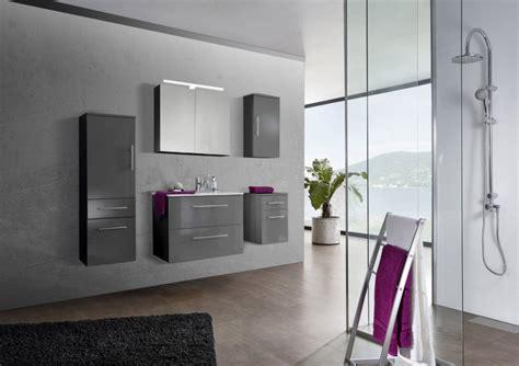badezimmer 0 finanzierung sam 174 5tlg badezimmer set spiegelschrank grau 80 cm verena