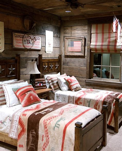 western bedroom decor rustic kids bedrooms 20 creative cozy design ideas