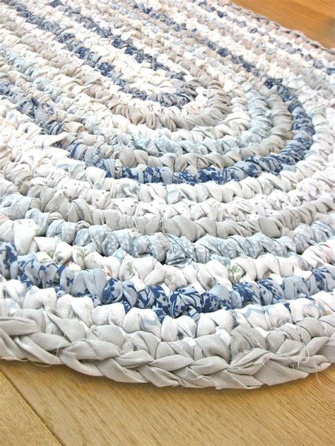 crochet rugs from sheets kitchen rag rug rag rugs bed sheets and beds