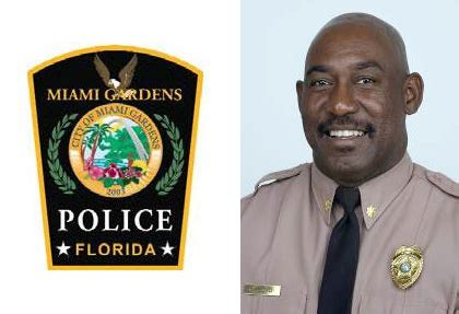 Miami Gardens Department by Miami Gardens Top Cop Departs After Request For Federal