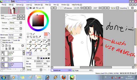 tutorial paint tool sai untuk pemula pdf カズロゼン tutorial menggunakan paint tool sai untuk sangat