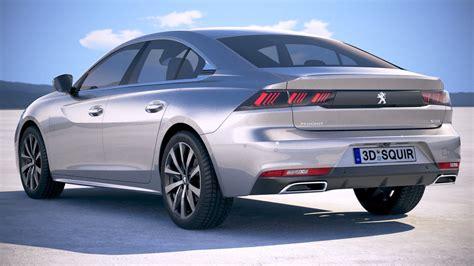 Peugeot En 2019 peugeot 508 2019