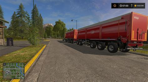 tandem kre sb 30 60 trailer v1 0 fs17 farming