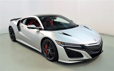 2017 Acura NSX GT3 Hybrid Supercar Specs, Review, & HD Photos