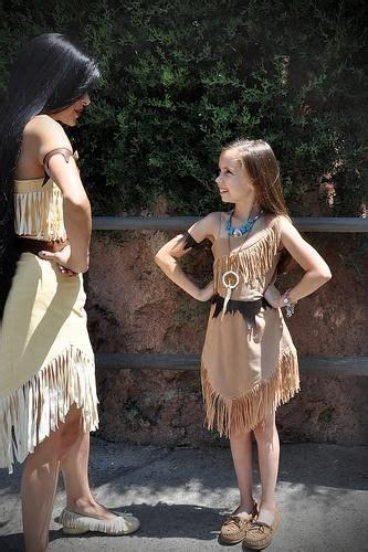 Handmade Pocahontas Costume - pocahontas costumes pocahontas costume ideas
